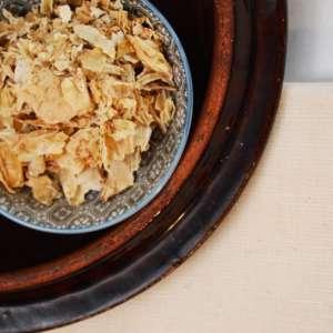 Fioccato di castagne secche